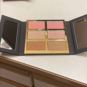 Tarte tartiest pro glow 3 new in box face palette